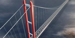 Dünyanın en uzun köprüsü Çanakkale 1915'te temel bu gün atılıyor!