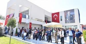 İzmir Aliağa Kültür Merkezi açıldı!