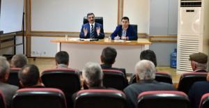 Kepez Belediyesi Avni Tolunay Mahallesi'nde 2B arazileri için toplantı yaptı!