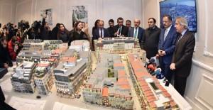 Mehmet Özhaseki Beyoğlu'ndaki dönüşüm projeleriyle ilgili açıklama yaptı!