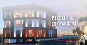 Pixell Prime / İstanbul Avrupa / Kağıthane