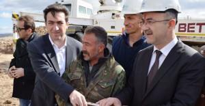 TOKİ Kayseri Bünyan 216 konut projesinin çalışmaları hızla devam ediyor!