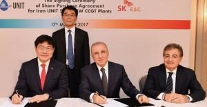 Ünal Aysal Güney Koreli inşaat firması ile ortak oldu!