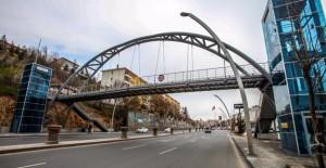 Ankara'nın 5 üst geçit projesi tamamlandı, hizmete girdi!