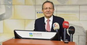 Başkan Uğur Balıkesir'in projelerini anlattı!
