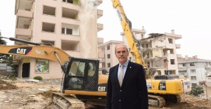 Bursa Nilüfer Çamlık Sitesi'nde kentsel dönüşüm başladı!