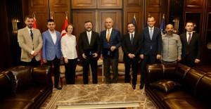 Bursa Odunluk bölgesine yapılacak istasyon için Sur Yapı ile protokol imzalandı!