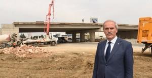 Bursa Panayır Kavşağı çalışmaları bitiyor!