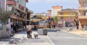 Büyükçekmece Belediyesi, Tepecik Ulus Mahallesi'ni modern bir şehre kavuşturuyor!