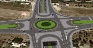 Gaziantep Beykent Köprülü Kavşağı'nın yapımına başlandı!