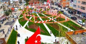 İzmir Torbalı 4 meydan projesiyle 16 bin 100 metrekarelik sosyal yaşam alanına kavuştu!