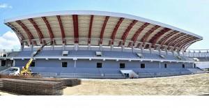 İzmir Tire Stadı çalışmaları bitiyor!