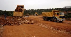 Kepez Belediyesi şehir hastanesinin yolunu asfaltlıyor!