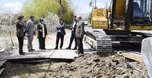Meram Belediyesi 62 mahallenin yollarını yenileyecek!