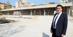 Osmangazi Demirtaş Meydan ve Kültür Merkezi modern bir görünüme kavuşuyor!