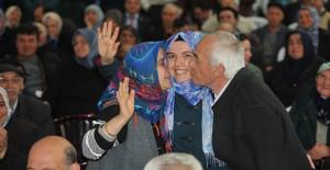 TOKİ Afyon Sandıklı'da 162 konutun kurası çekildi!