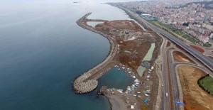 Trabzon Sahil Dolgu (Gülcemal) Projesi halkın taleplerine göre yapılacak!