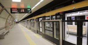 Ümraniye metrosu Mayıs ayında hizmete giriyor!
