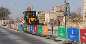 Zeytinburnu 10. Yıl Caddesi yeniden yapılandırma çalışmalarına girdi!