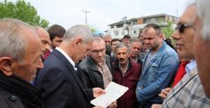 Adapazarı Evrenköy Mahallesi tapu sorunu çözüm toplantısı yapıldı!