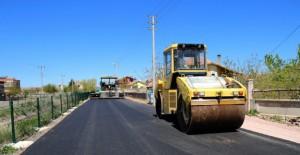 Aksaray Belediyesi yol yapım ve onarım çalışmalarına devam ediyor!