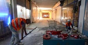 Ankara 'Anadolu Kapalı Çarşısı' yenileniyor!