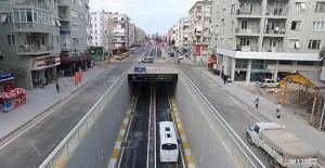 Antalya Şarampol Caddesi kentsel tasarım projesi hızla devam ediyor!