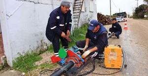 Antayla Kumluca'da içme suyu sorunu çözüldü!
