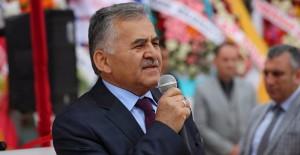 Başkan Büyükkılıç 'Melikgazi büyüyor, gelişiyor'!