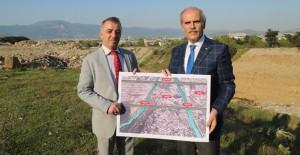 Bursa'nın yeni köprüsü Otosansit ile Değirmenönü'nü birbirine bağlayacak!
