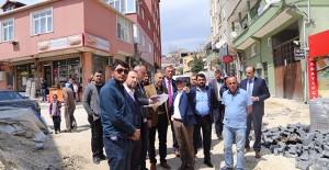 Büyükçekmece Belediyesi Tepekcik'in çehresini değiştirdi!