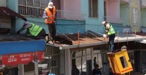 Çarşamba'da karayolu ve bina yenileme çalışmaları başladı!