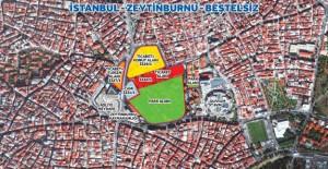 Emlak Konut İstanbul Zeytinburnu Beştelsiz ihalesi 6 Haziran'da!