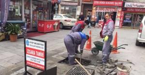 Eyüp Belediyesi sokaklarını yeniliyor!
