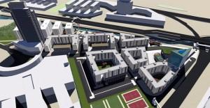 İzmir Ege Mahallesi kentsel dönüşüm projesi ilk etap ihalesi için meclis kararı alındı!
