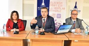 İzmir'in 'Akıllı Şehir Stratejik Planı' oluşturuluyor!