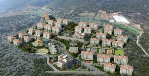 İzmir Kemalpaşa'da 2 bin konutluk projenin 1. etabında ihale süreci başladı!