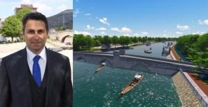 'Kanal Tokat şehre ekonomik girdi sağlayacak'!