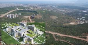 Kepez Belediyesi Göçerler'e 1500 yataklı şehir hastanesi yapacak!