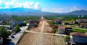 Malatya Belediyesi Tecde'yi Maşti kavşağı ile birleştirdi!