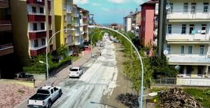 Malatya İnderesi Caddesi'nde üstyapı ve altyapı çalışmaları başladı!