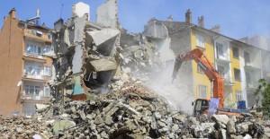 Meram Larende Yokuşu'nda yıkım çalışmaları başladı!