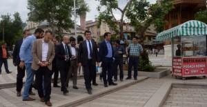 Osmangazi 15 Temmuz Demokrasi Meydanı yenilendi!