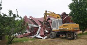 Osmangazi Çukurca Mahallesi'nde kaçak yapılar yıkılıyor!