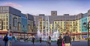 Özyurtlar İnşaat ve Bahaş Holding'ten yeni proje; Özyurtlar Meydan Ardıçlı projesi