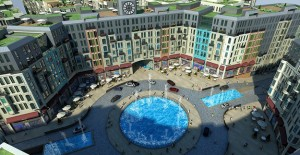 Özyurtlar Meydan Ardıçlı projesi / İstanbul Avrupa / Esenyurt