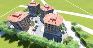 TOKİ Giresun Şebinkarahisar'da 82 konut inşa edecek!
