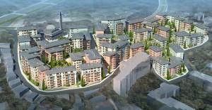 TOKİ İstanbul Beyoğlu'nda 397 konut inşa edecek!