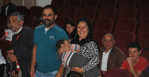 TOKİ Kastamonu Araç'ta 96 konutun kurası çekildi!