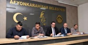 Afyon Cumhuriyet Meydanı Projesi'nin yapım ihalesine 16 teklif geldi!